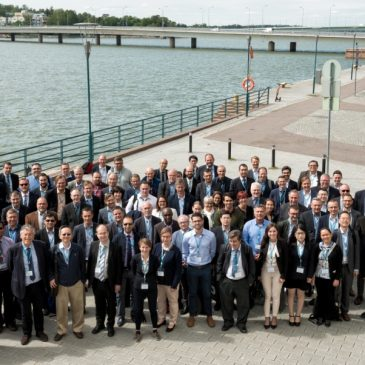 """From June 10, 2019. until June 13, 2019. the 17th congress was held with the title """"International Ship Stability Workshop"""" in Helsinki."""